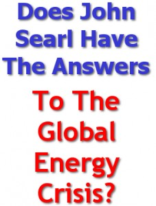 Does John Searl Have The Answers 2
