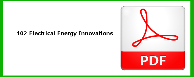 102 Electrical Innovations